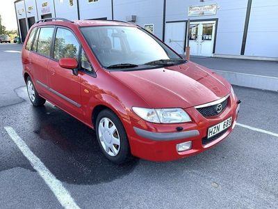 begagnad Mazda Premacy 1.8 114hk -99