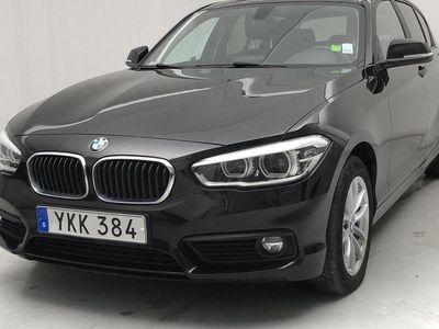 begagnad BMW 116 1-serien d 5dr, F20
