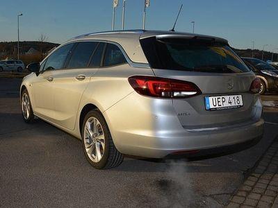 begagnad Opel Astra astraDynamic ST 1.4Turbo Läder, Massagestol,PDC 2016, Kombi 234 900 kr