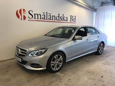 begagnad Mercedes E220 CDI BlueEFFICIENCY 7G-Tronic 170hk