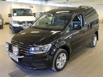 gebraucht VW Caddy EU6Tdi 150hk DSG/4Motion