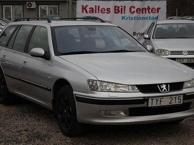 begagnad Peugeot 406 2,0 1% Ränta