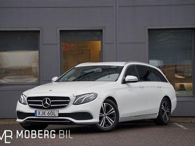 begagnad Mercedes E200 E BenzT Widescreen Avantgarde GPS Apple Carplay 2019, Kombi 299 900 kr