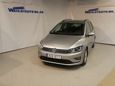 begagnad VW Golf Sportsvan TSI 110