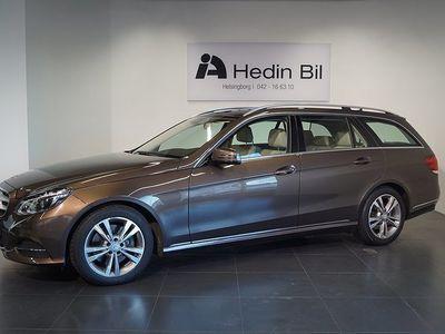 begagnad Mercedes E350 Kombi Avantgarde / Comand 7G-Tronic Plus 306hk