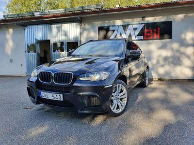 begagnad BMW X6 M Steptronic 555hk