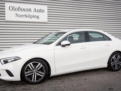 begagnad Mercedes A180 A BenzSedan Progressive Line 2020, Halvkombi Pris 239 900 kr