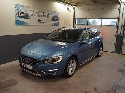 begagnad Volvo V60 D4 181 HK AWD AUT