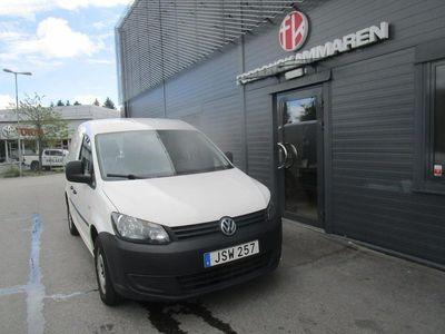 begagnad VW Caddy 1.6 TDI Skåp (75hk)