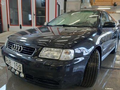 begagnad Audi A3 1,8 Turbo 150 hp -00