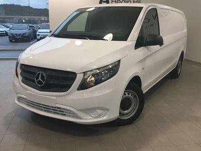 begagnad Mercedes Vito 116 CDI (163 hk) EXTRA LÅNG