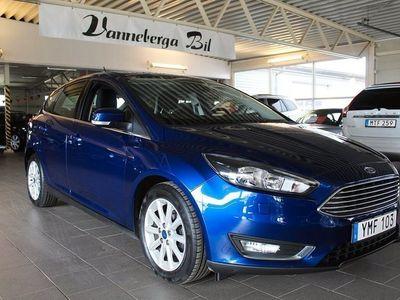 begagnad Ford Focus 1.0 EcoBoost Titanium Euro 6 100hk