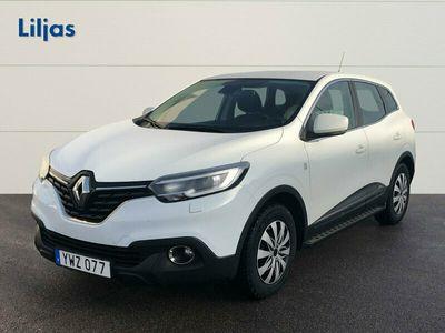begagnad Renault Kadjar TCe 130hk En Svensk Klassiker 4x2