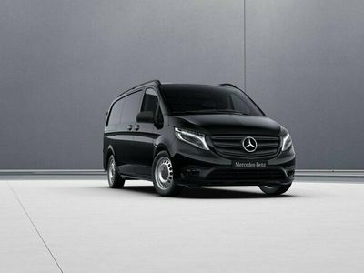 begagnad Mercedes Vito 116 CDI 4x4 9G-Tronic Euro 6 163hk