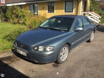 used Volvo S60 t5 -01
