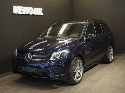 begagnad Mercedes GLE350 d 4M 350d 4MATIC Värmare 360-Kamera Navi Drag Apple Carplay Panor