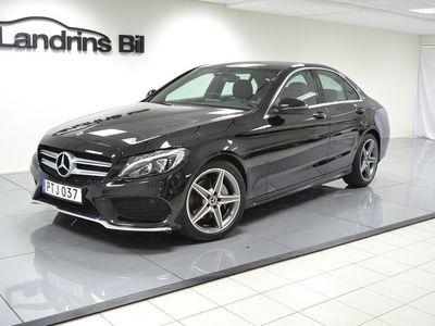 brugt Mercedes 220 C-KLASS9G-Tronic AMG Sport, Comfortline Euro 6 170hk