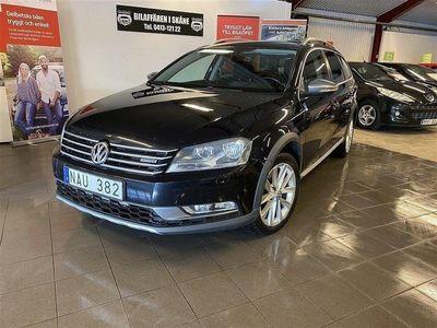 begagnad VW Passat Alltrack 2.0 TDI BlueMotion
