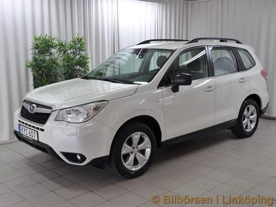 begagnad Subaru Forester 2.0i X (V-Hjul Och Drag)