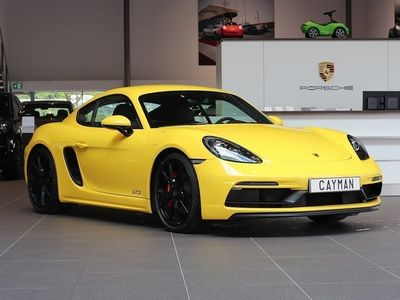 used Porsche 718 Cayman GTS PDK