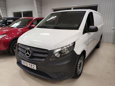 begagnad Mercedes Vito Benz 109 Cdi Lång Skåp 2017, Transportbil 209 000 kr