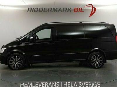 begagnad Mercedes Viano Benz 2.2CDI Aut D-värm 7-sits Drag 2013, Personbil Pris 158 900 kr