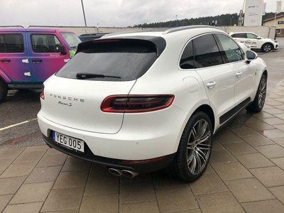 begagnad Porsche Macan S Diesel PDK Euro 6 258hk