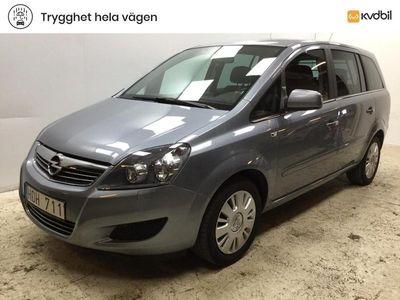 begagnad Opel Zafira II 1.6 CNG Turbo ecoFLEX (150hk)