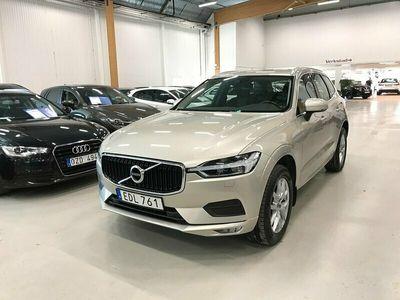 begagnad Volvo XC60 D4 AWD AUT (dieselvärmare) 1.70% Ränta