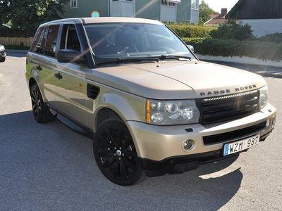 begagnad Land Rover Range Rover Sport Sport Rover Supercharged V8 -06