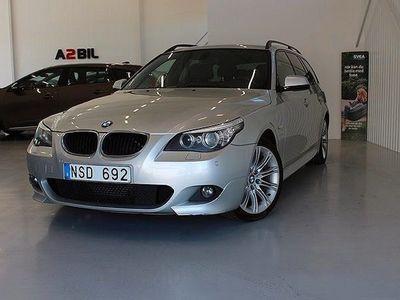begagnad BMW 520 d Touring Automat M Sport 177hk