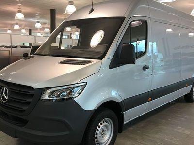 begagnad Mercedes Sprinter 316 CDI SKÅ