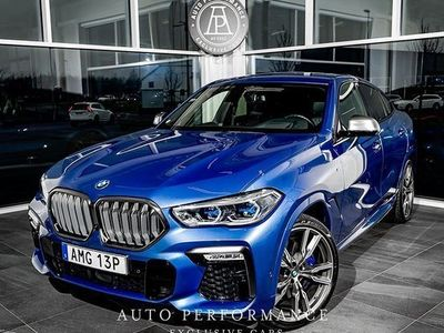 begagnad BMW X6 M50i Innovation 5 års fri service 2020, SUV 979 000 kr