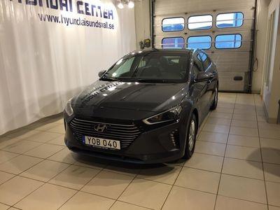 begagnad Hyundai Ioniq Hybrid 1.6 DCT Euro 6 141hk Premium Plus Eco