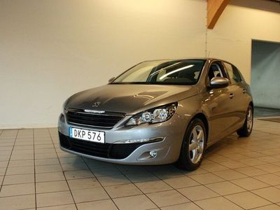 begagnad Peugeot 308 5D Active 1,6 HDi 92hk Limited Edition