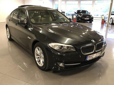 begagnad BMW 530 da/svensksåld/taklucka/dragkrok -12