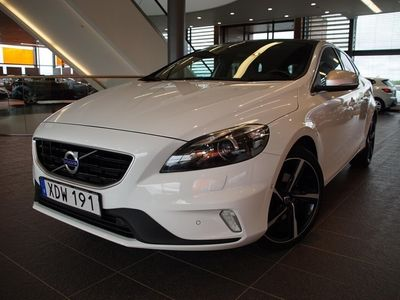 begagnad Volvo V40 D3 R-Design Business E PRO
