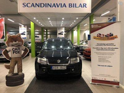 begagnad Suzuki Grand Vitara 2.0 4WD 140HK AUTO DRAG M-VÄRME