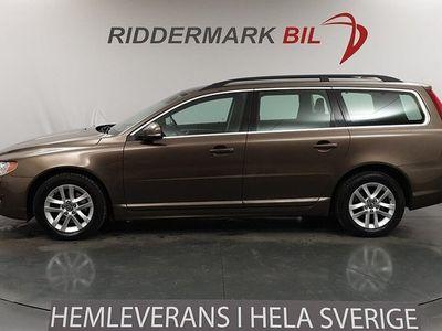 begagnad Volvo V70 D4 Momentum Eu6 Drag VoC 2Brukare Nyservad
