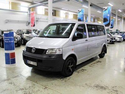 begagnad VW Shuttle 2.5 TDI Ny Serv 8-Sits Ny Bes
