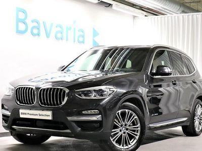 begagnad BMW 700 X3 xDrive 20d Panoramatak Head Up Adaptiv Farthållare 2018, SUV Pris 378kr