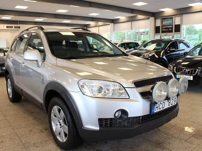brugt Chevrolet Captiva 2.0 VCDi 4WD Automat 7-sits -08