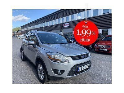 begagnad Ford Kuga 2.0 TDCi 4x4 Powershift 140hk AUT