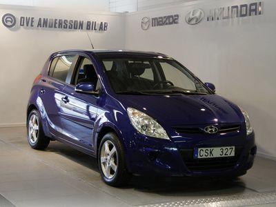 begagnad Hyundai i20 5-dörrar 1.2 Comfort 77hk