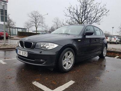 brugt BMW 116 D, 1 ägare -11
