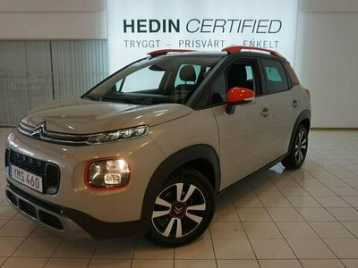 begagnad Citroën C3 Aircross PureTech EU6 Apple Carplay 2018, Kombi Pris 119 800 kr