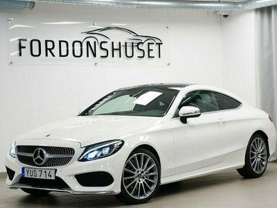 begagnad Mercedes C200 Coupé COUPÉ   AMG-SPORT   OBS! SE SPEC