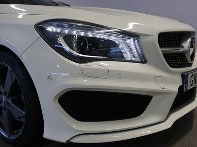 begagnad Mercedes 220 Benz CLA CDI Coupé AMG-line 2015, Sedan 239 900 kr