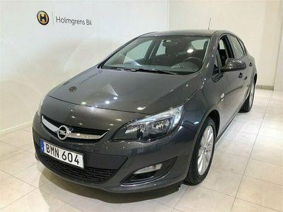 begagnad Opel Astra 1.6 115hk Drive 5d