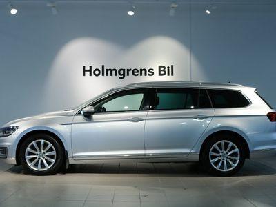 begagnad VW Passat GTE Sportscombi Keyless, Drag, Elbaklucka